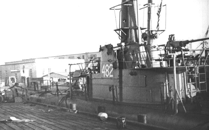 [ The Irex in about 1946 ]